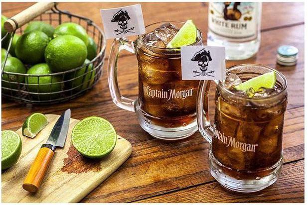 rum captain morgan white reviews