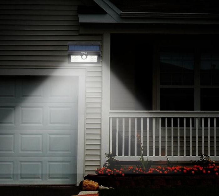 LED Floodlight IP65 with Motion Sensor