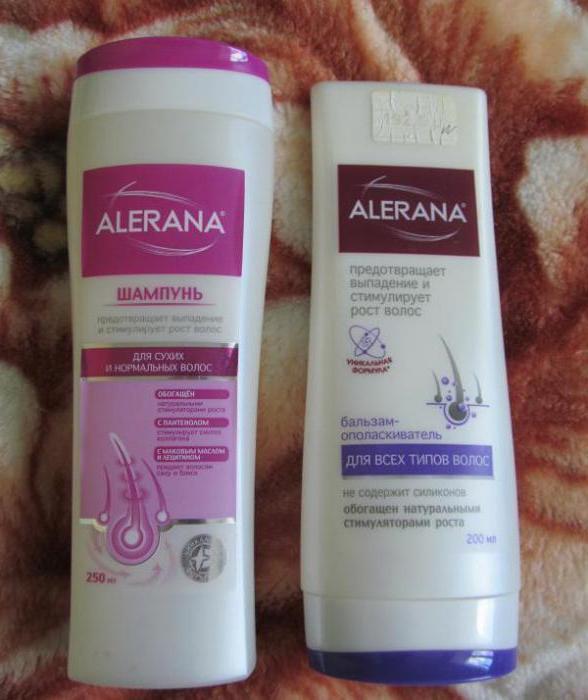 alerana shampoo hair loss reviews