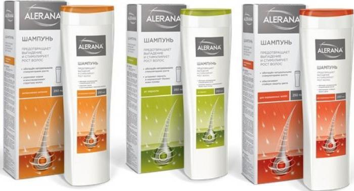 shampoo alerana for hair loss