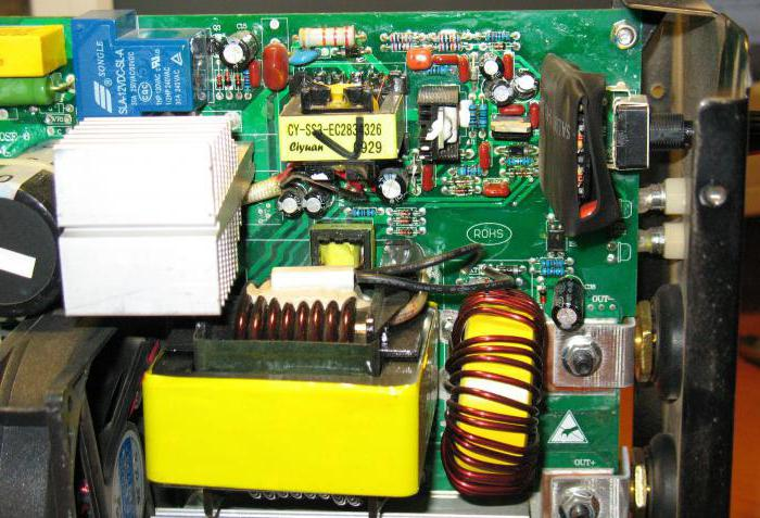 микросхема сварочного аппарата