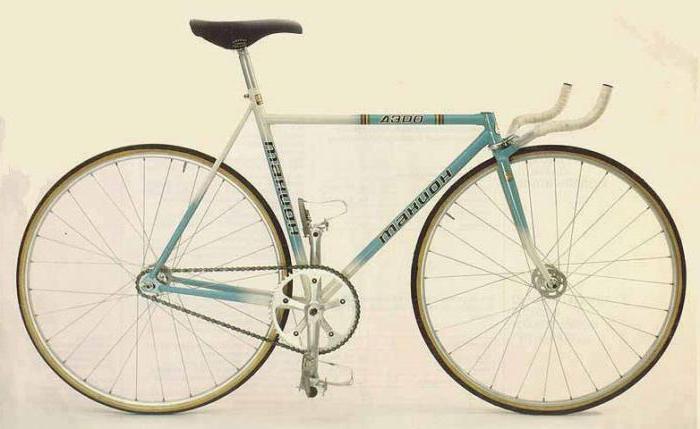 Трековый велосипед, цена