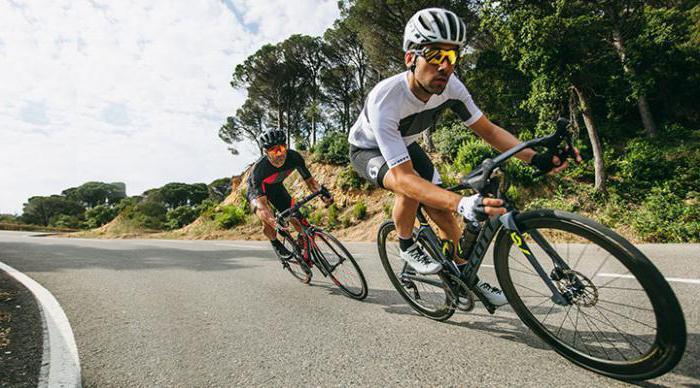 Трековые велосипеды, характеристики