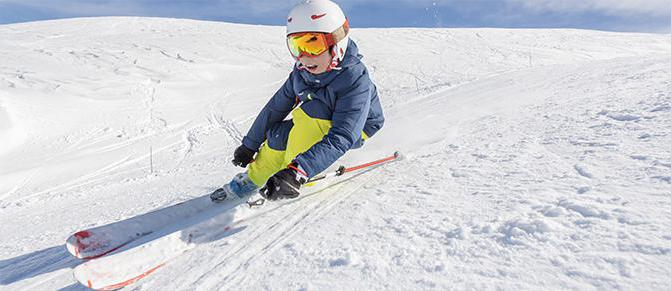 How to choose the right ski child