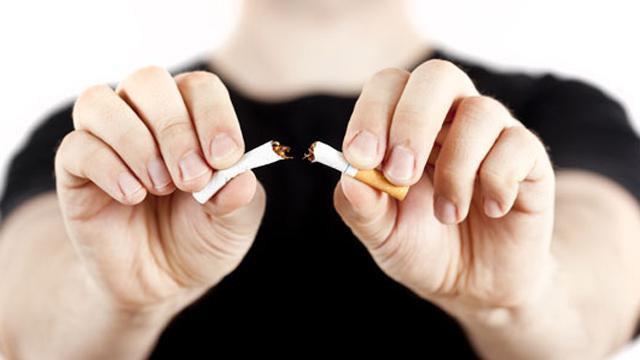 Что может быть если резко бросить курить