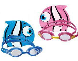 как правильно выбрать очки для плавания ребенку