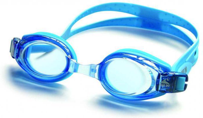 как выбрать очки для плавания