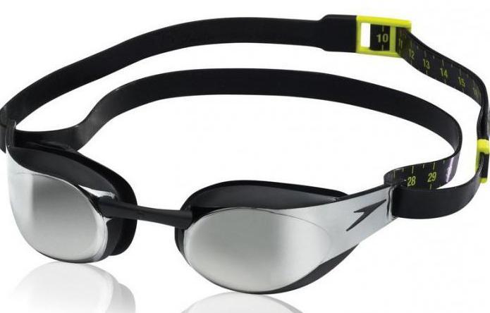 очки для плавания детские как выбрать