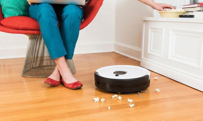 irobot robot vacuum cleaner