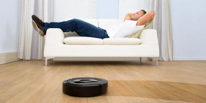 robot vacuum cleaner instruction