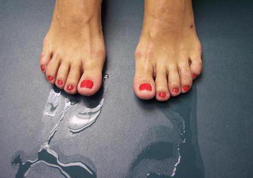 Запах от ног как лечить грибок