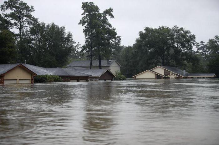 причины подъема уровня воды в реке