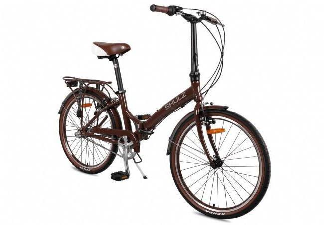 Велосипеды Shulz обзор