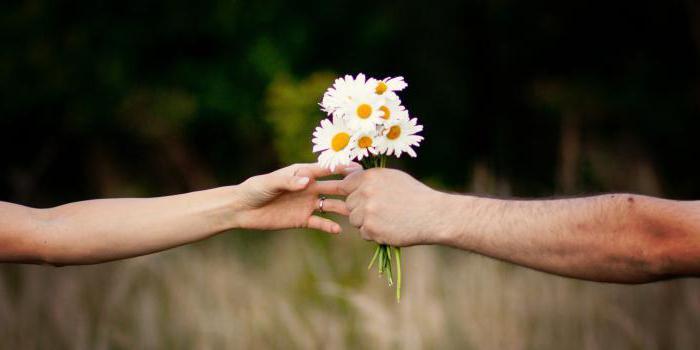 к чему снится что дарят цветы