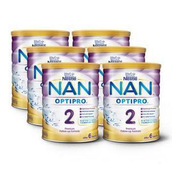 nutrilon fermented milk or nan fermented milk