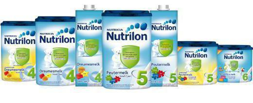 what is better nutrilon or nan for babies