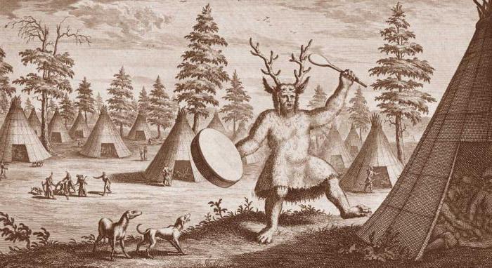 animism and shamanism