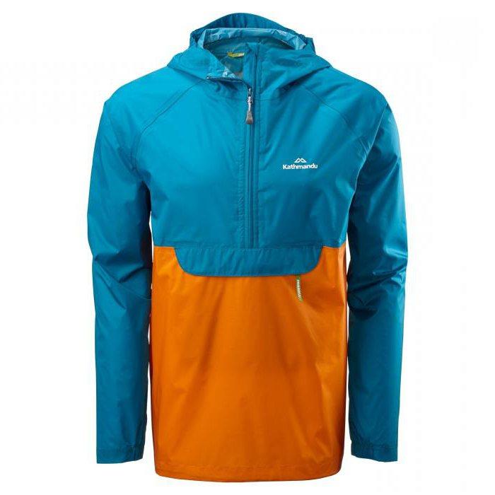 куртка анорак для подростков