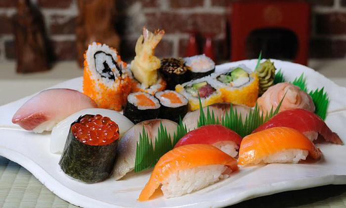 sushi what is it