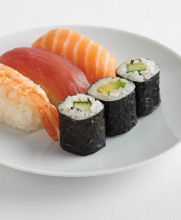 cooking sushi rice