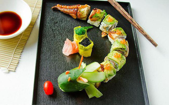 how is sushi
