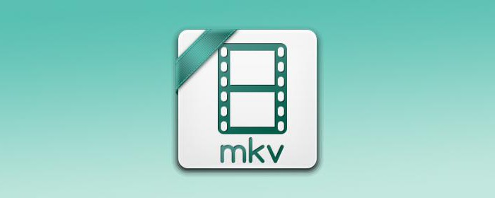 how to change the mkv format