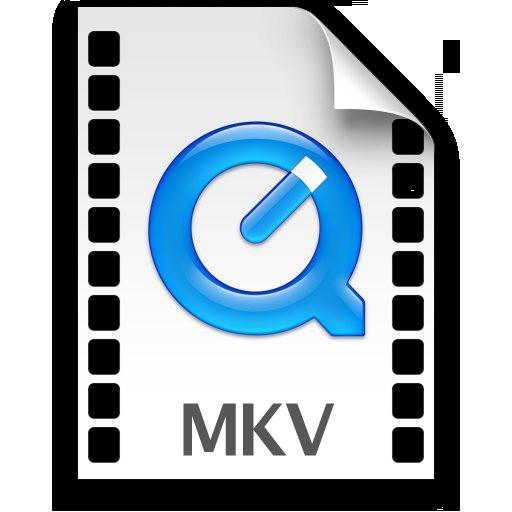 how to change mkv format