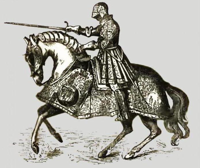 medieval feudal lord