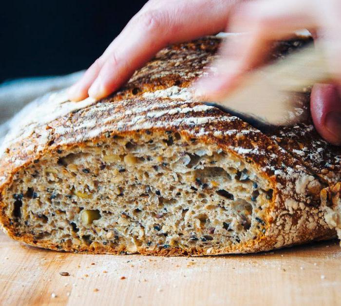 какой хлеб самый низкокалорийный и полезный