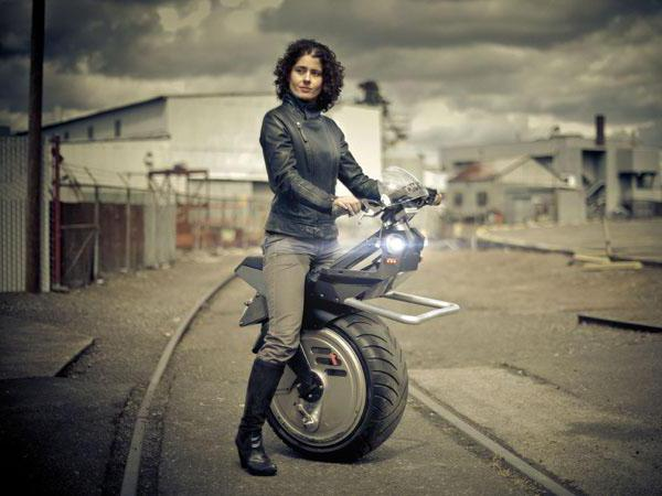 one-wheeled motorcycles