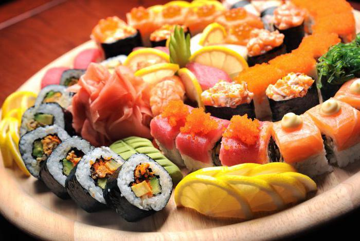 what are the most delicious sushi and rolls reviews