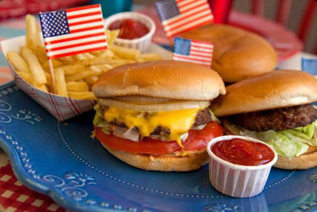 what do Americans eat