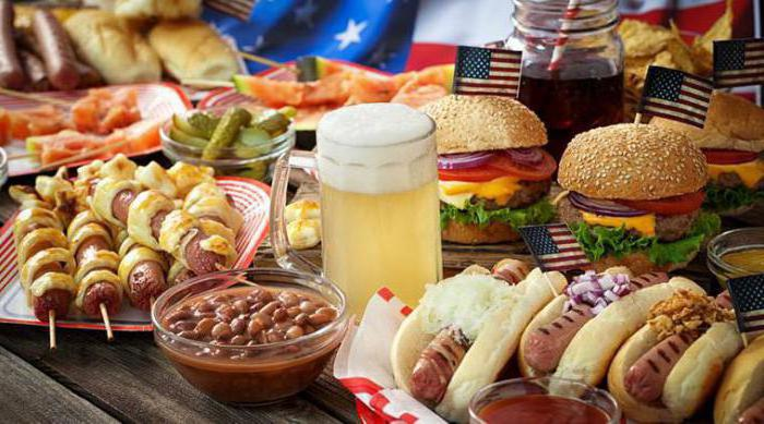 what do Americans eat every day