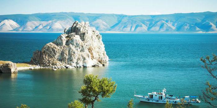 наибольшая глубина озера байкал