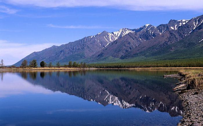 возраст озера байкал