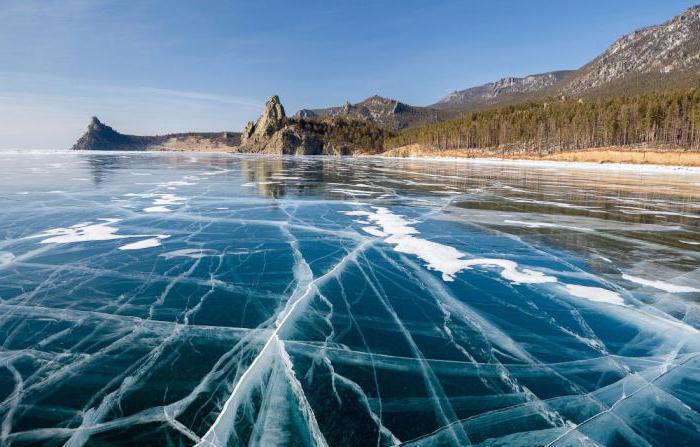 тектоническое происхождение озера байкал