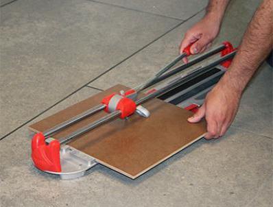 cut tile tile cutter manual
