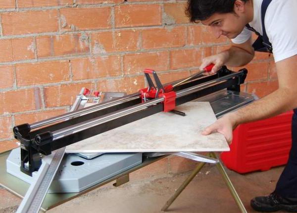 electric manual tile cutter