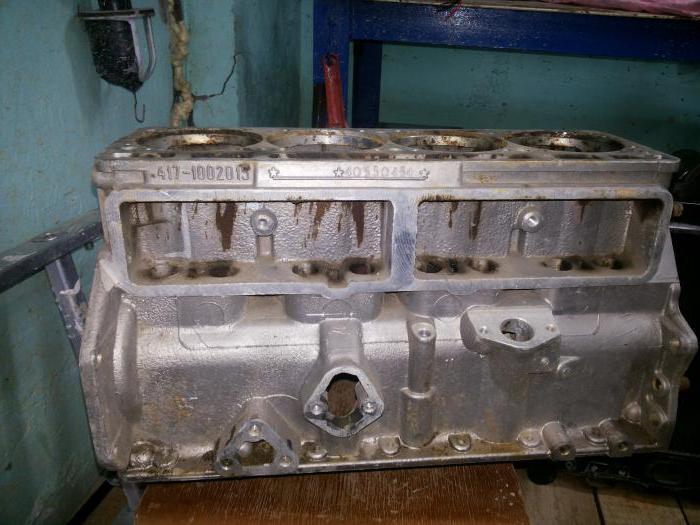 Engine UMP 417