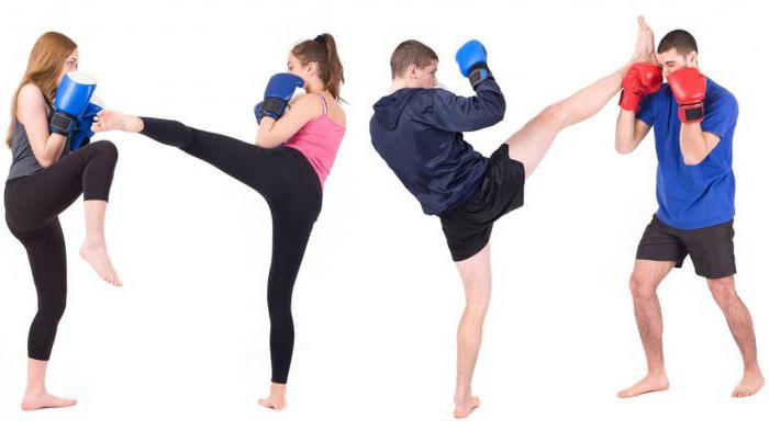 what is kickboxing
