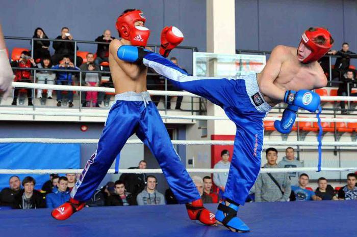 kickboxing championship