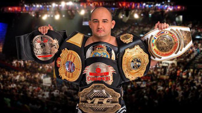 world kickboxing champion