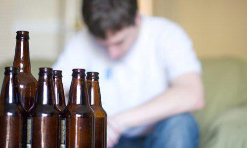 если мужчина каждый день пьет пиво