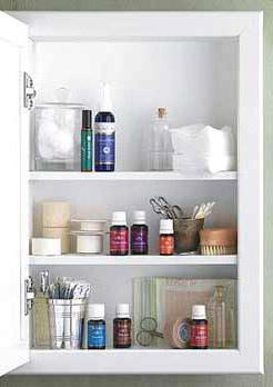 what should be in the first-aid kit at home