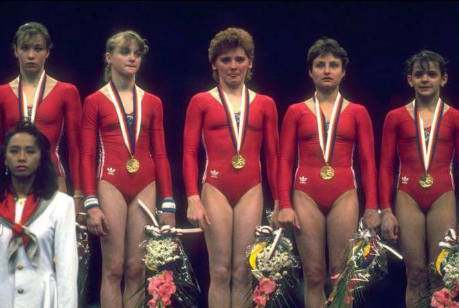 history of gymnastics briefly