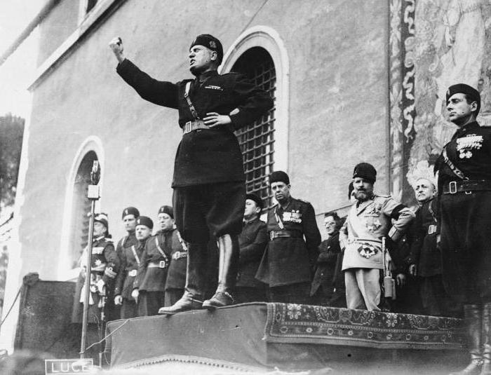 тоталитарный режим в германии