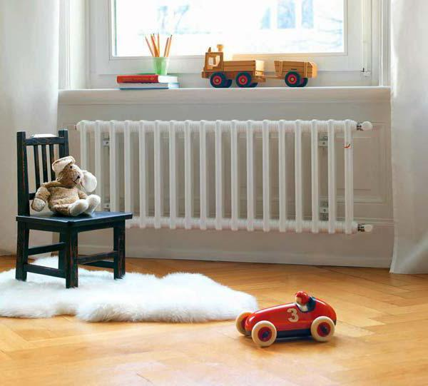 how to choose a heating radiator for an apartment