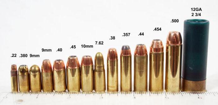 barrel caliber