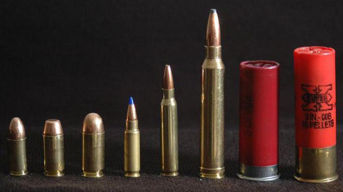 weapon caliber