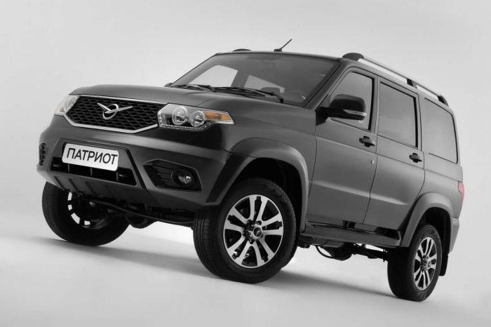 UAZ Patriot 2018 with automatic transmission release date
